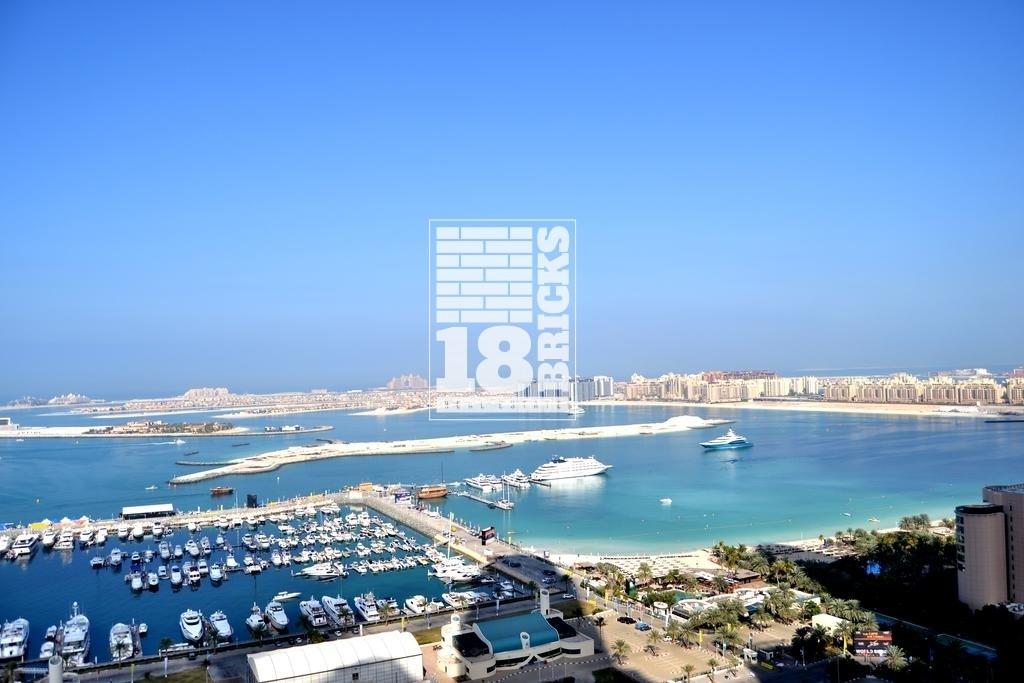 Furnished | Impressive Sea View | High Floor