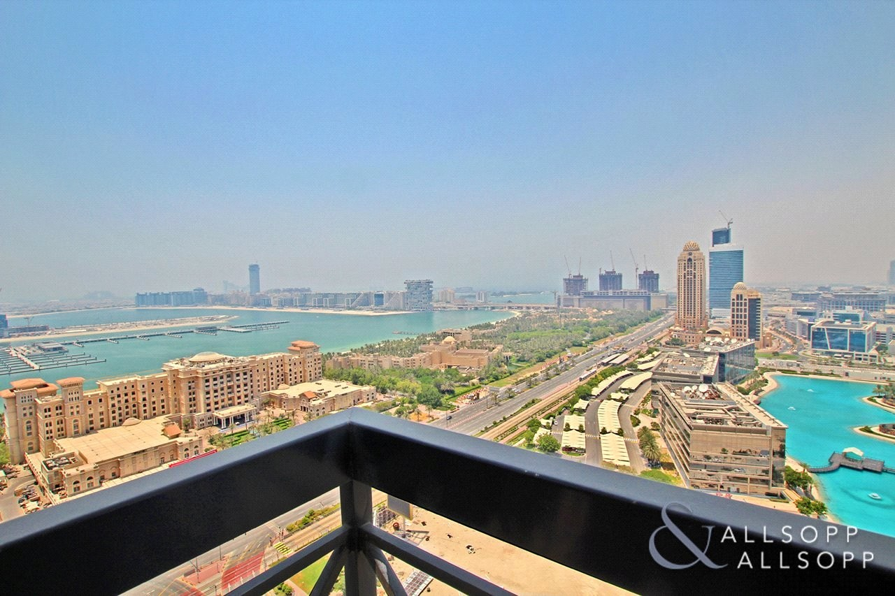 Sea Views | Rare 02 Layout | 3 Bed + Maid