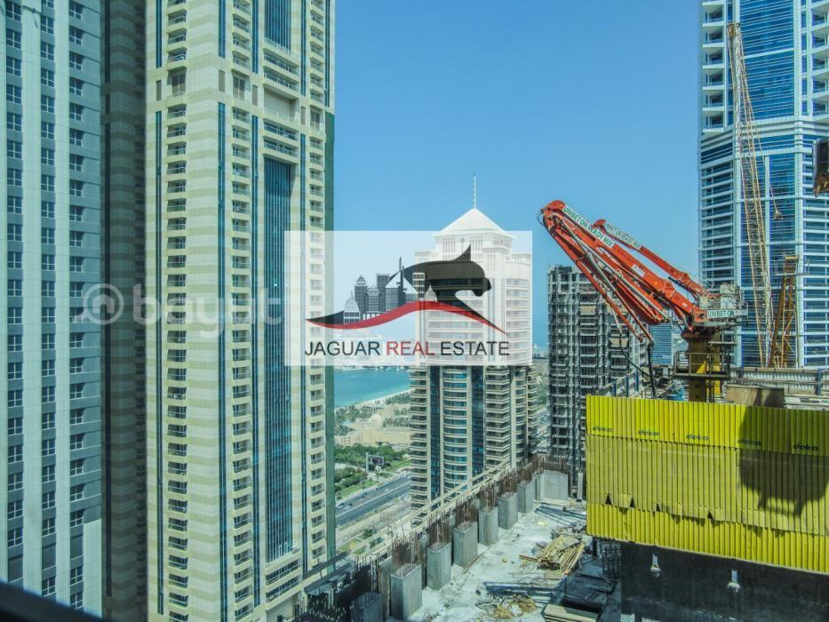 One bedroom Apartment in Mag 218 Dubai Marina , Semi Furnished
