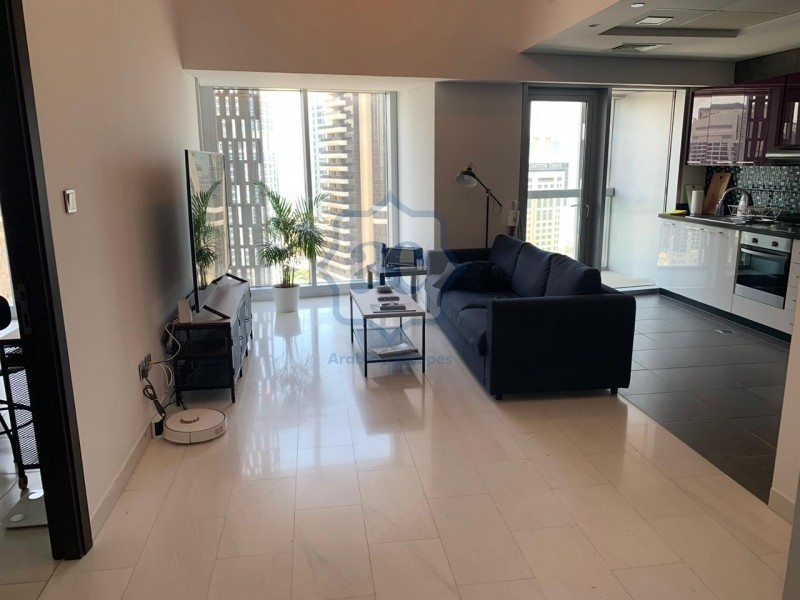 Beautiful Seaview Rented Stunning 1BR with Balcony