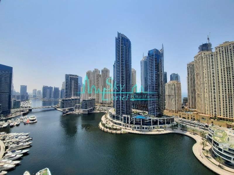 Beautiful Modern 3 BR with Full Marina Views