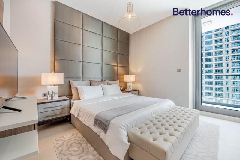 2BR+Maid | Brand New | Balcony | Marina View