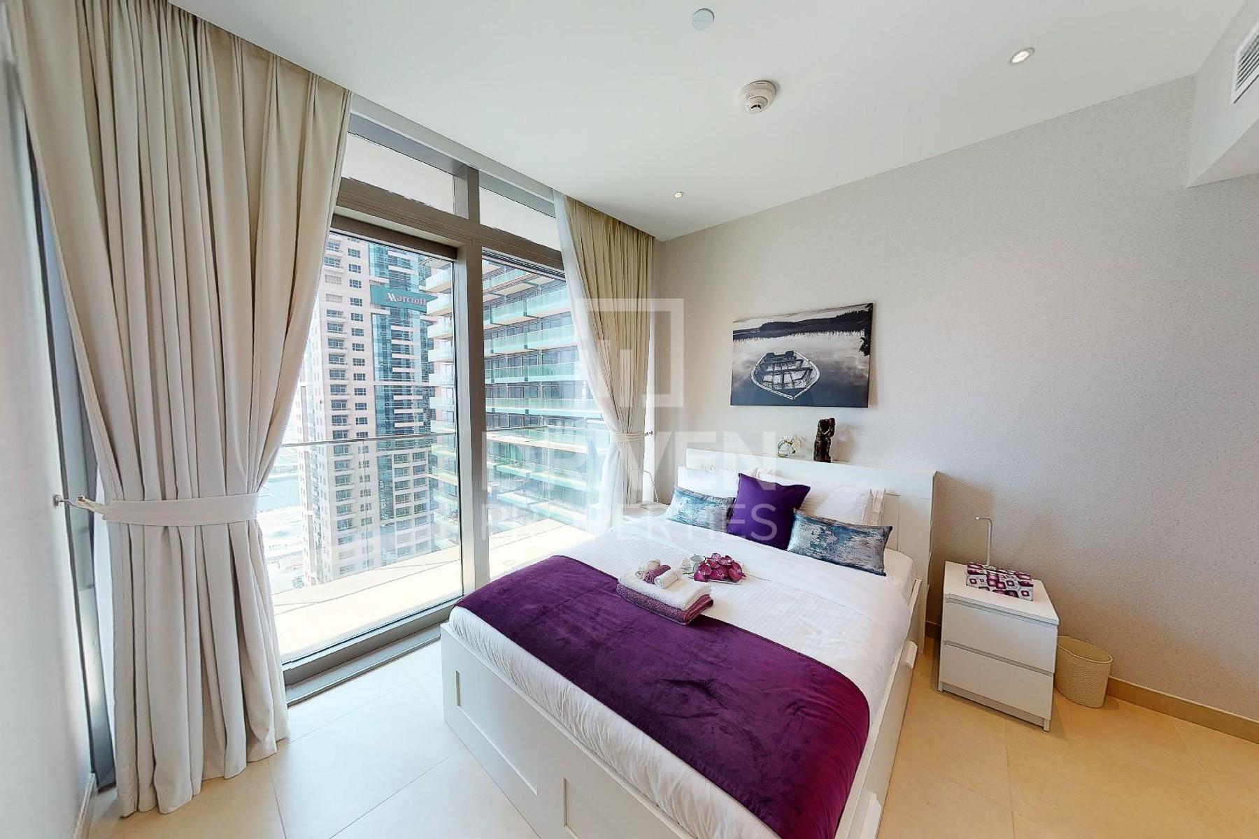 Marina View | Furnished | Brand New Unit