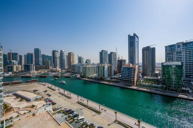 Full Marina View | 2 Parking | Huge Balcony