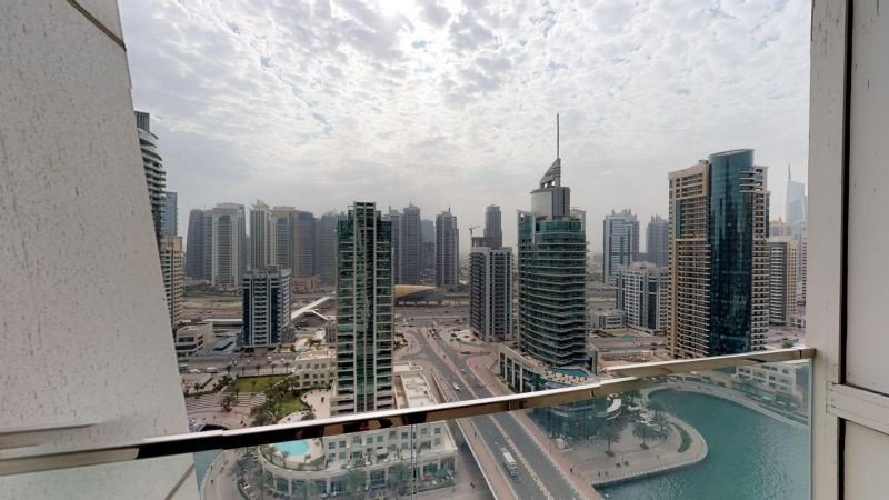 50% off commission | Marina views I Shared pool