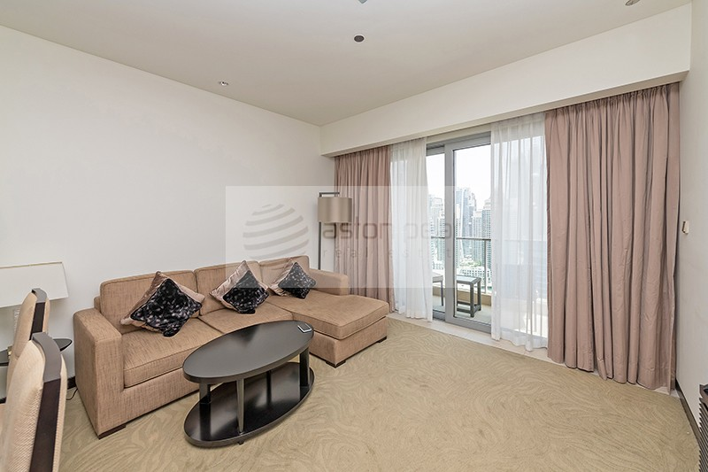 1 BR Marina View | 12 Cheques | All Bills Included