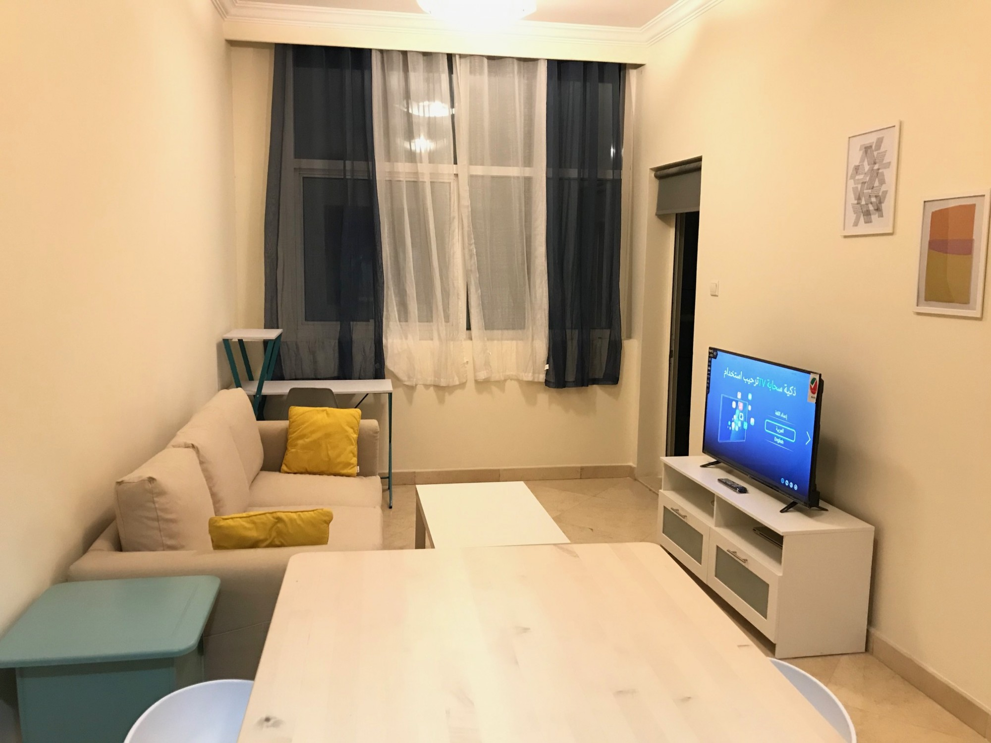Beautiful furnished 1 bedroom for rent in for rent in Dubai Marina