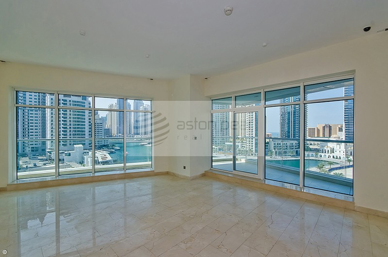 Full Marina/Sea View - Receive Great sunlight Apt.