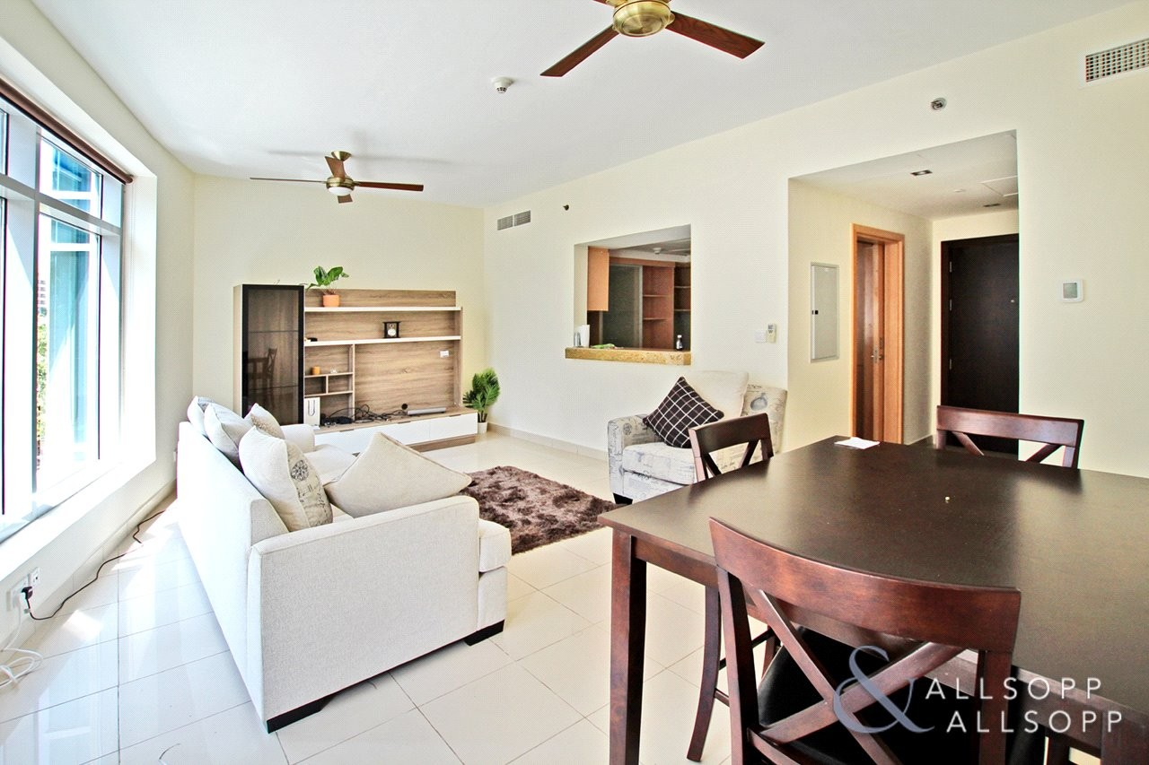 2 Beds | Vacant on Transfer | Low Floor