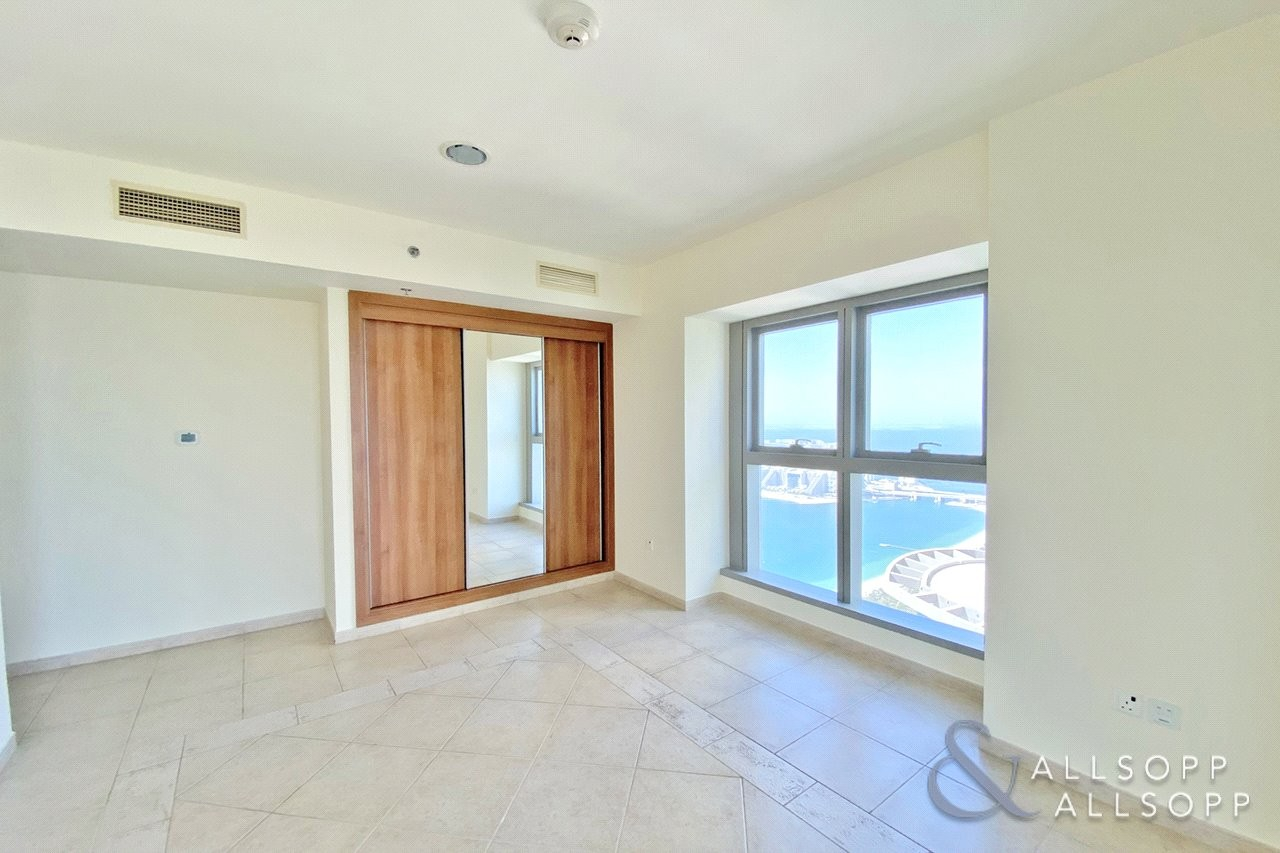 2 Bed Apartment | High Floor | Sea Views