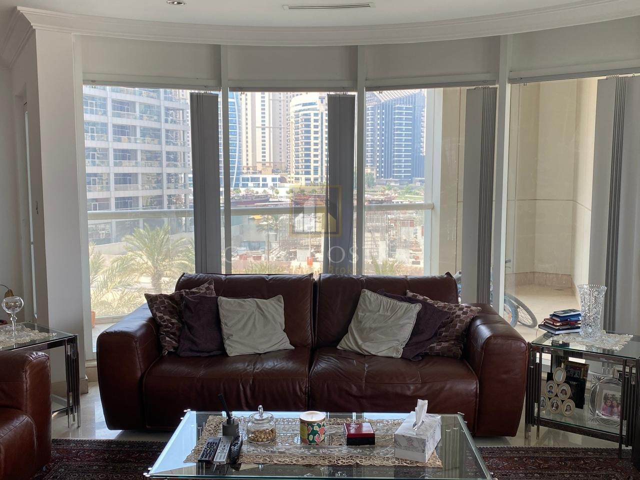 Spacious  3BR + Powder + Maids + Study  room with Balcony