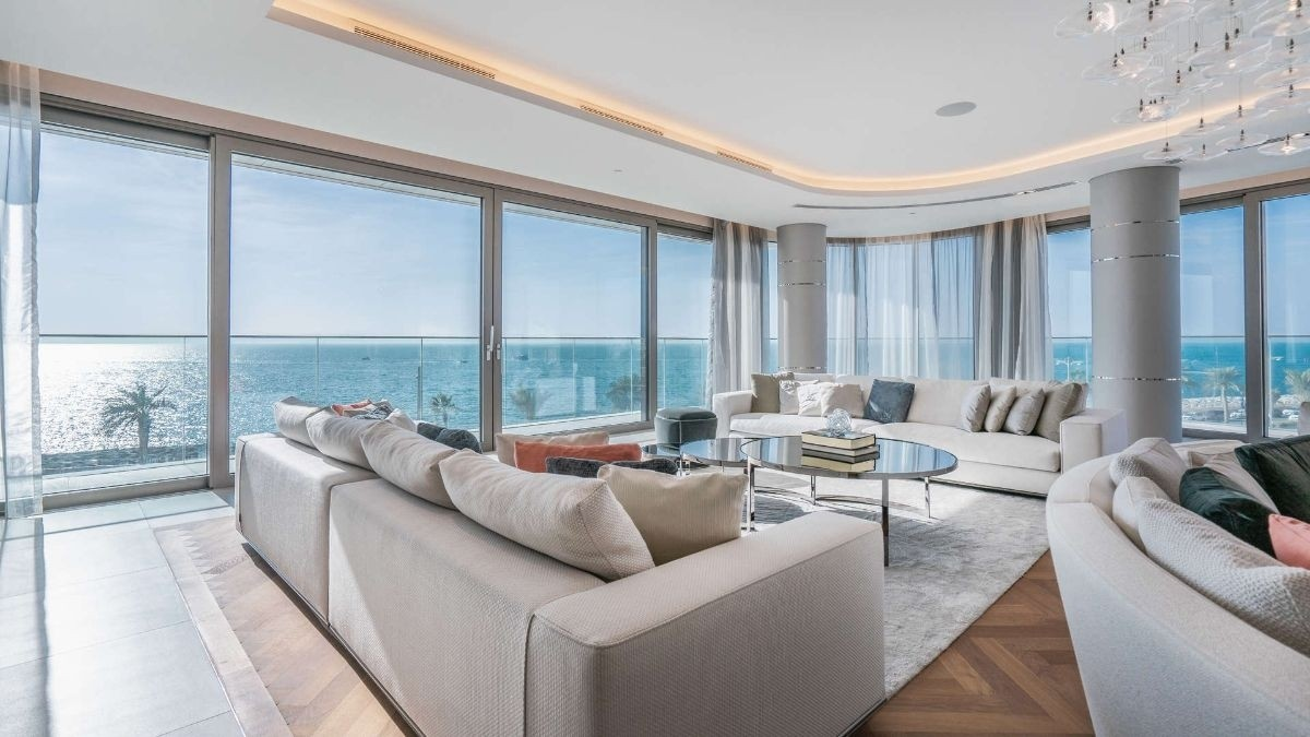 Pay in 3 years| Brand New | Marina and sea view |EM