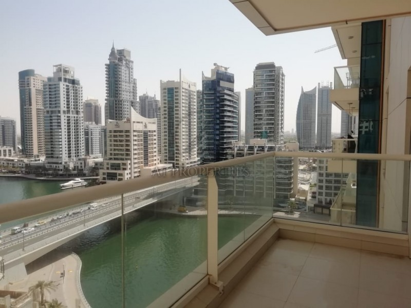Ready to Move Bright 1BR with Marina View