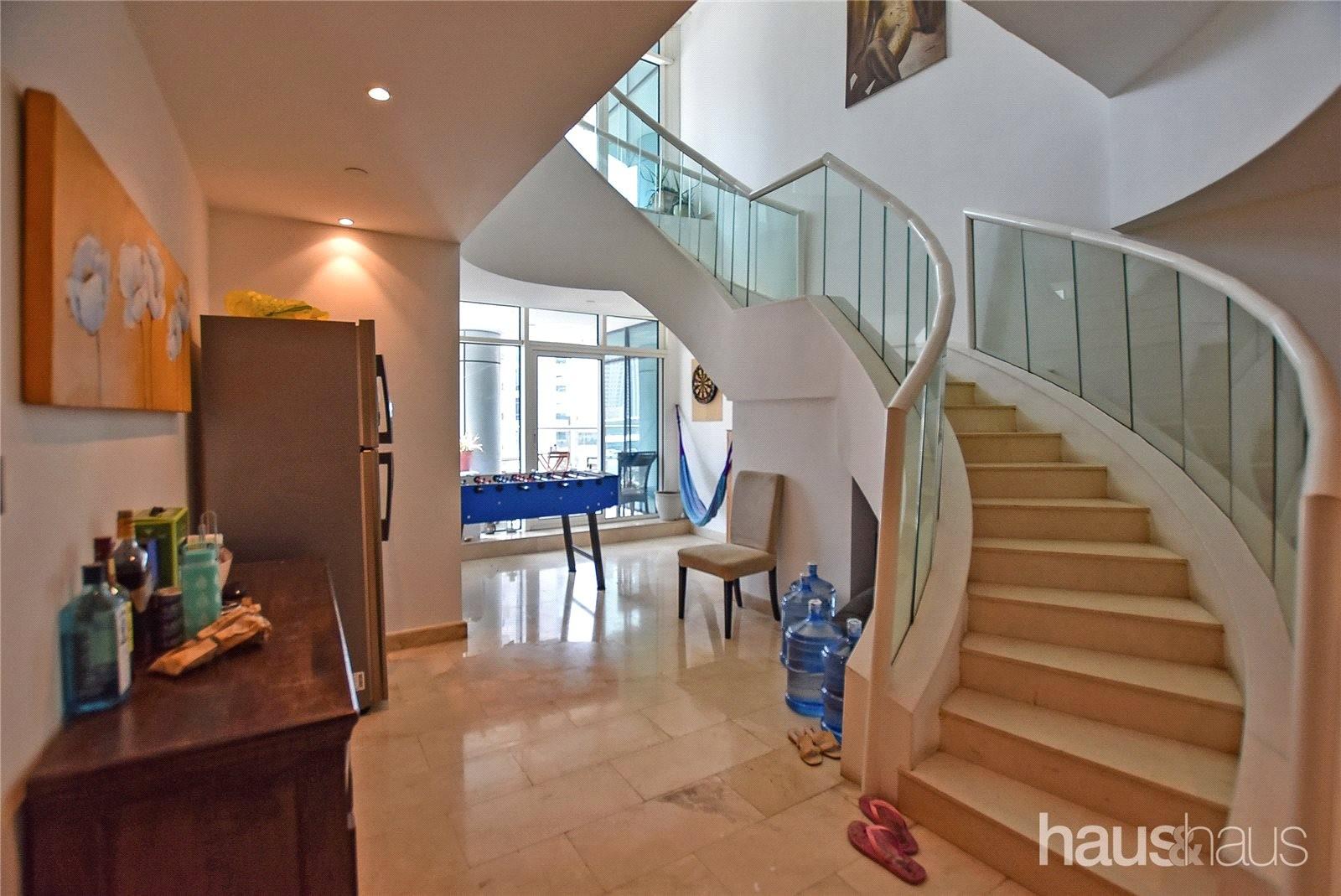 Duplex Apartment | 3 Bedroom + Maid + Office Room