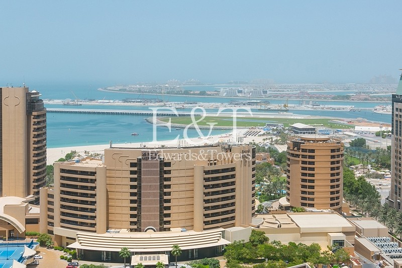 Exclusive:High Floor,Panoramic Sea and Marina View