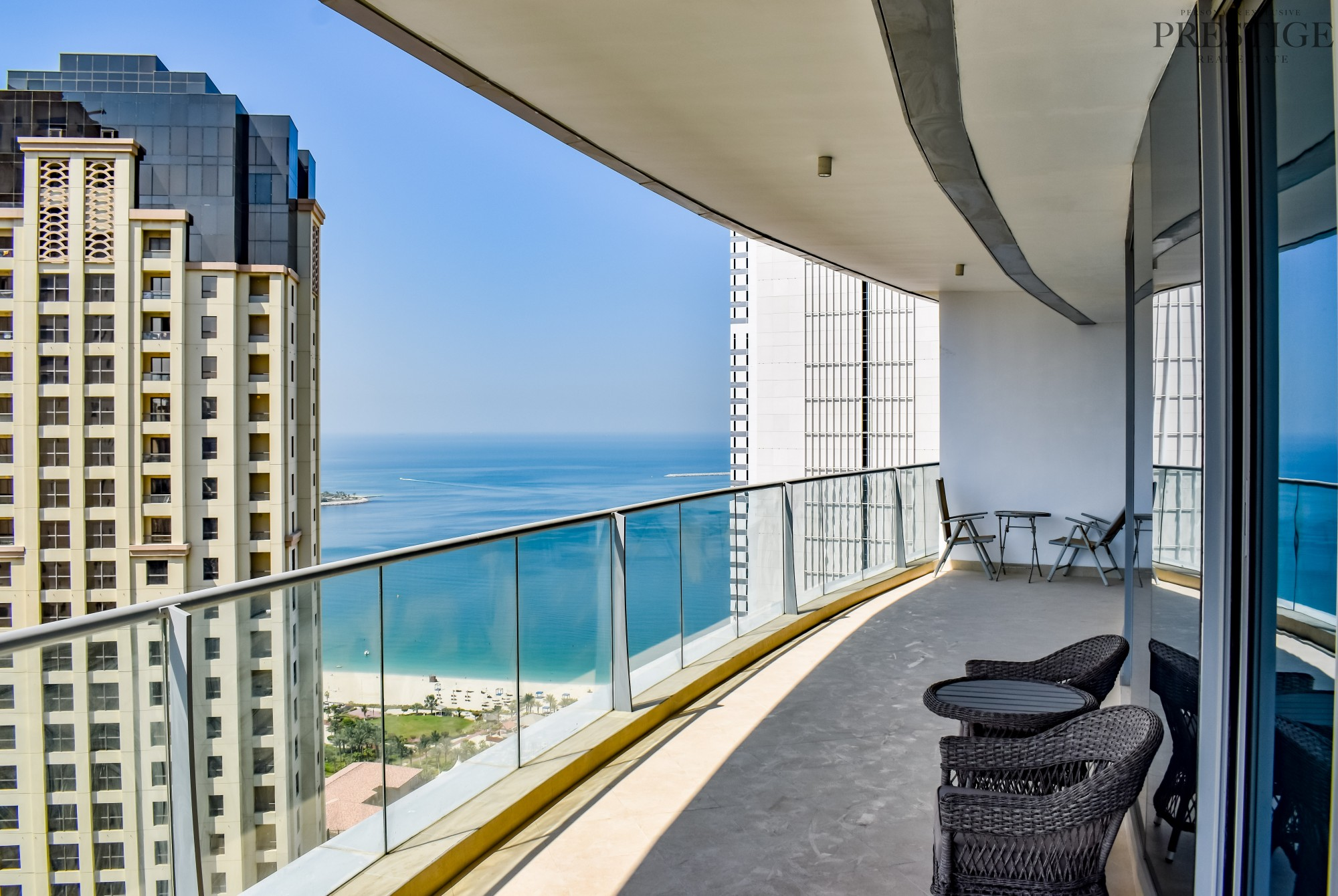 2 Beds | Stunning  View | Trident Grand