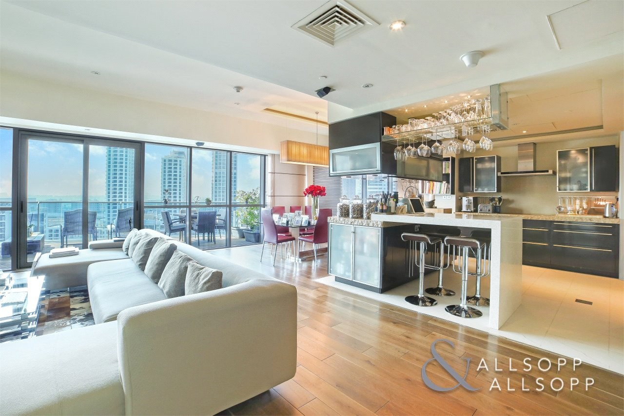 Highly Upgraded | Full Marina View | 3 Bed