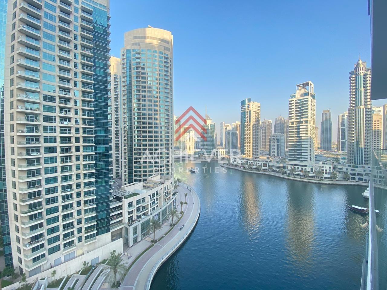 Exquisite 2 Bed | Stunning Marina Views.