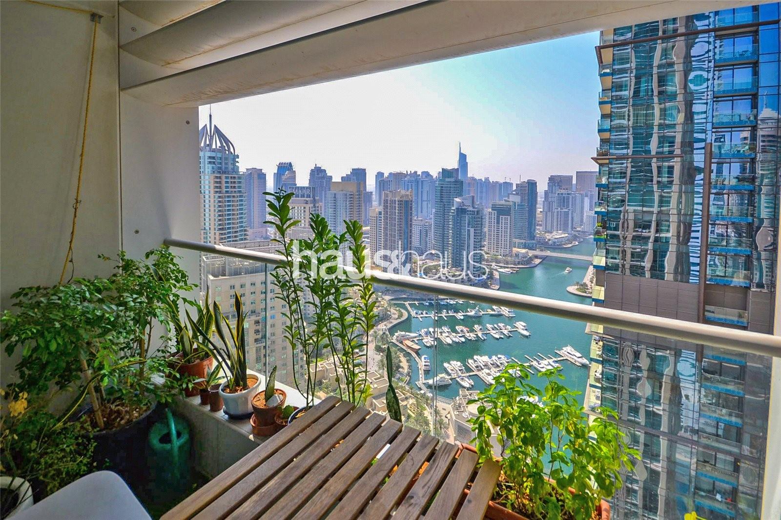 Beautiful Marina Views | Tenanted | Maids Room