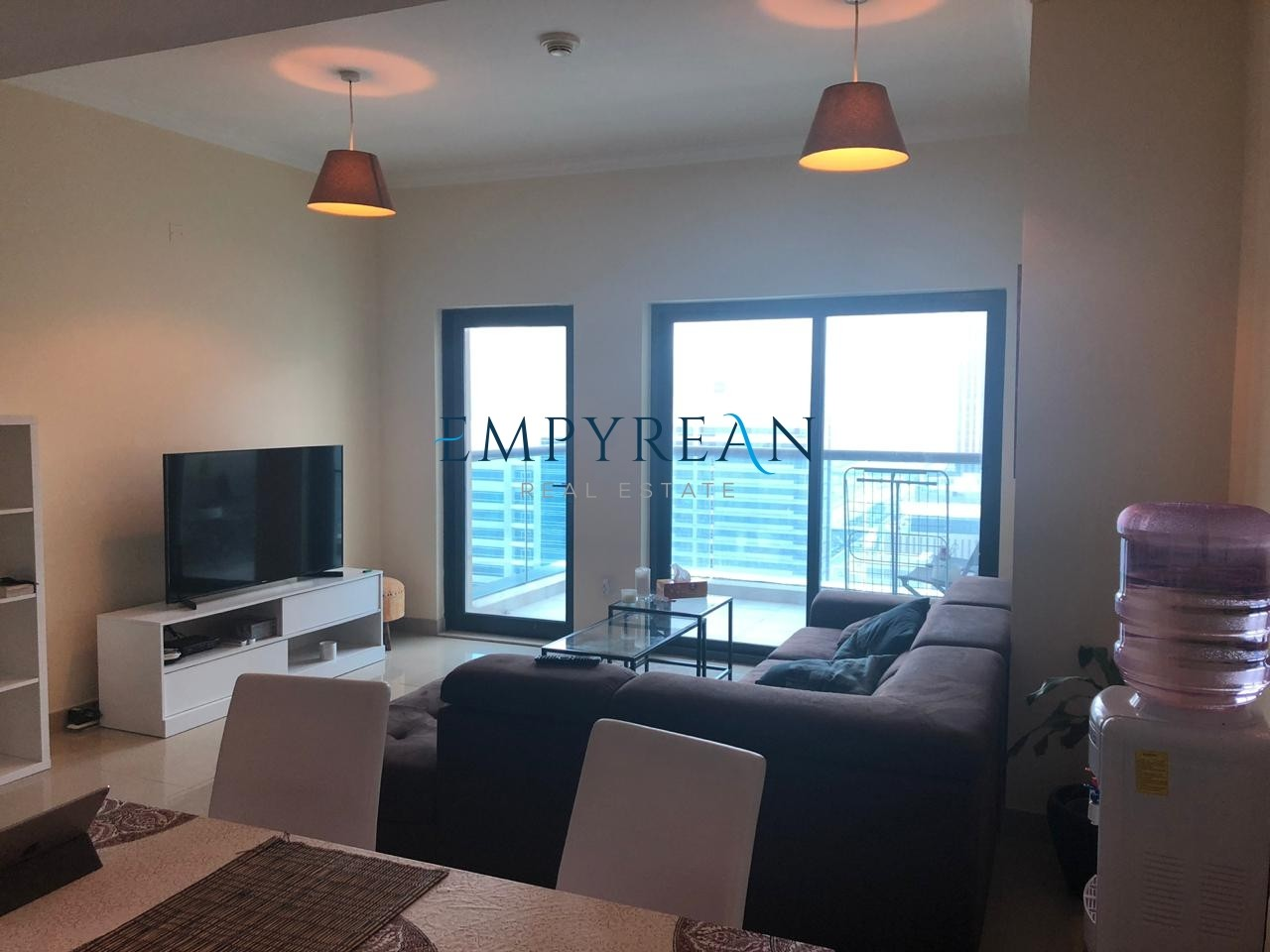 Fully Furnished | Parital Marina View | Chiller Free