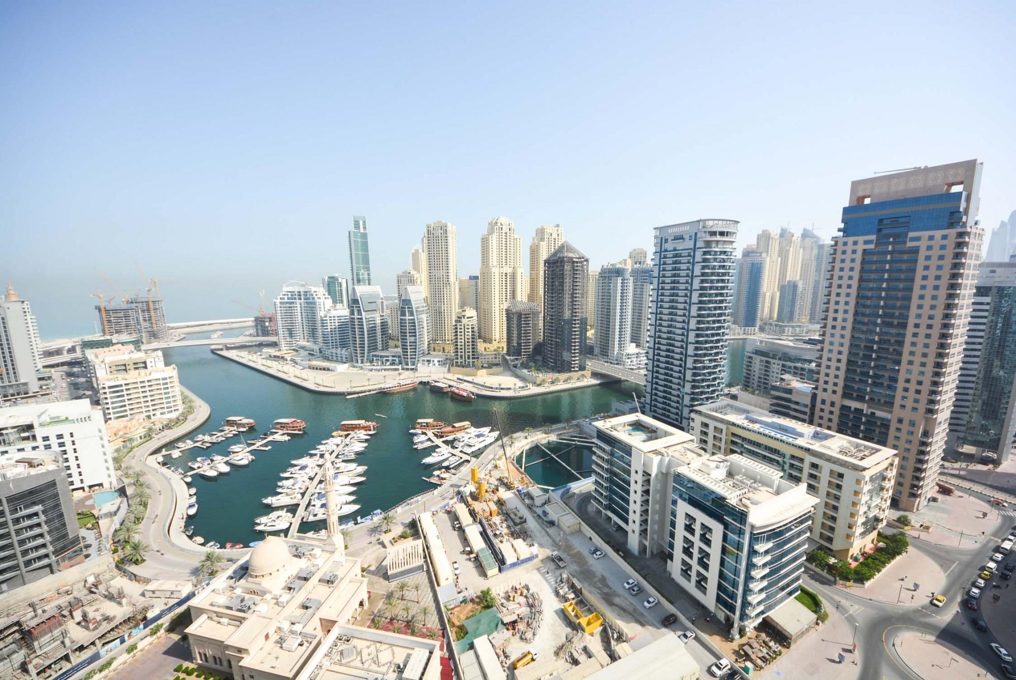 Full Marina View/ High Floor/ 1B/R