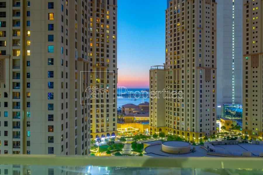Studio Sea View | BrandNew | Dubai Marina