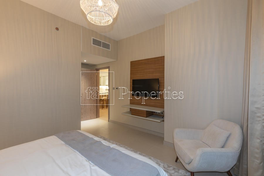 Brand new fully furnished 1 BHK with JBR/Sea View