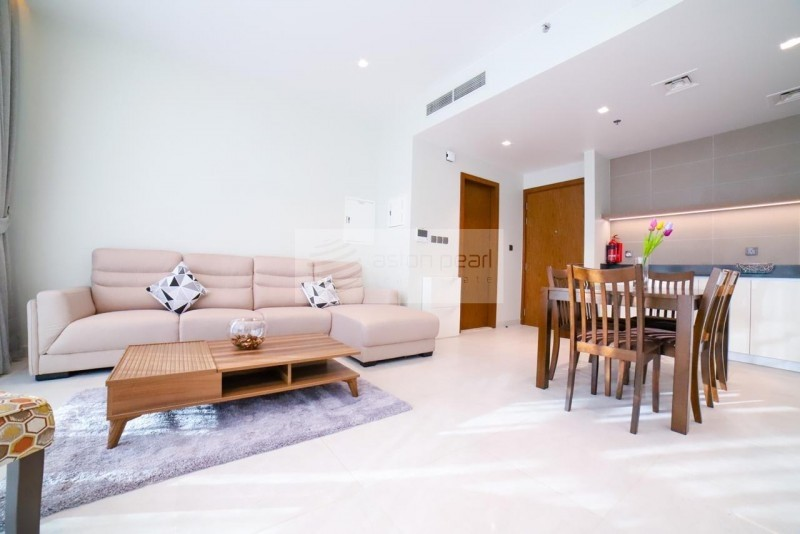 Fully Furnished | Spacious 1 BR  | Premium Quality