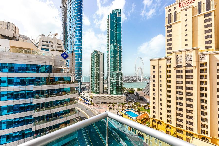 Luxurious Cozy Marina Sea view