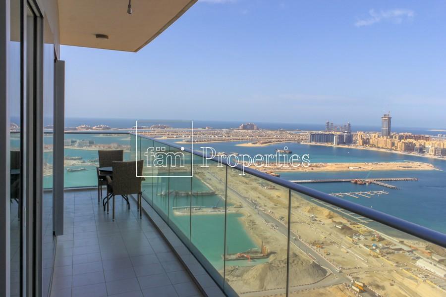 Full Sea Views |  Fendi  | Fully  Furnished