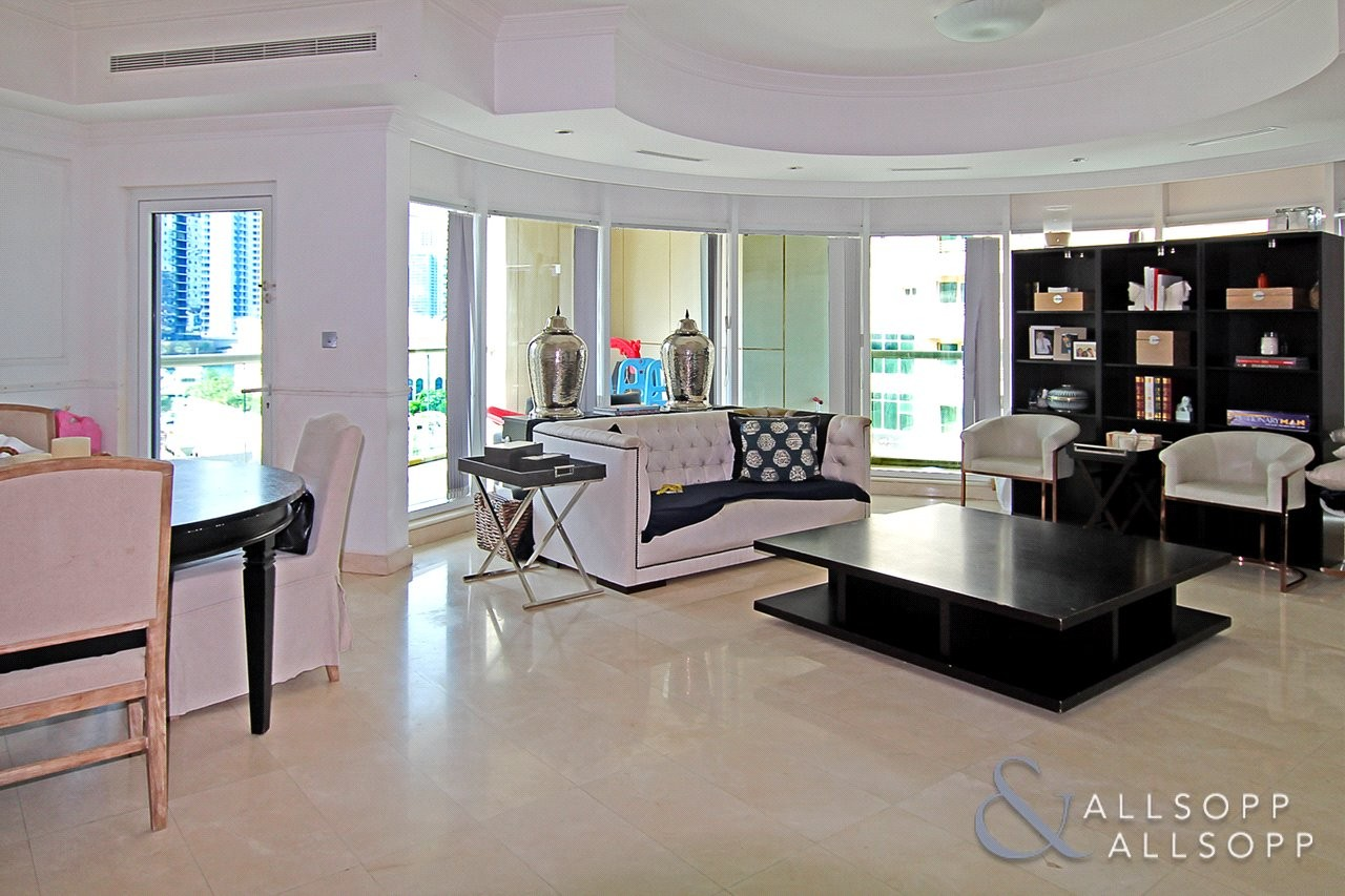 Unfurnished | Study | Maids | Low Floor