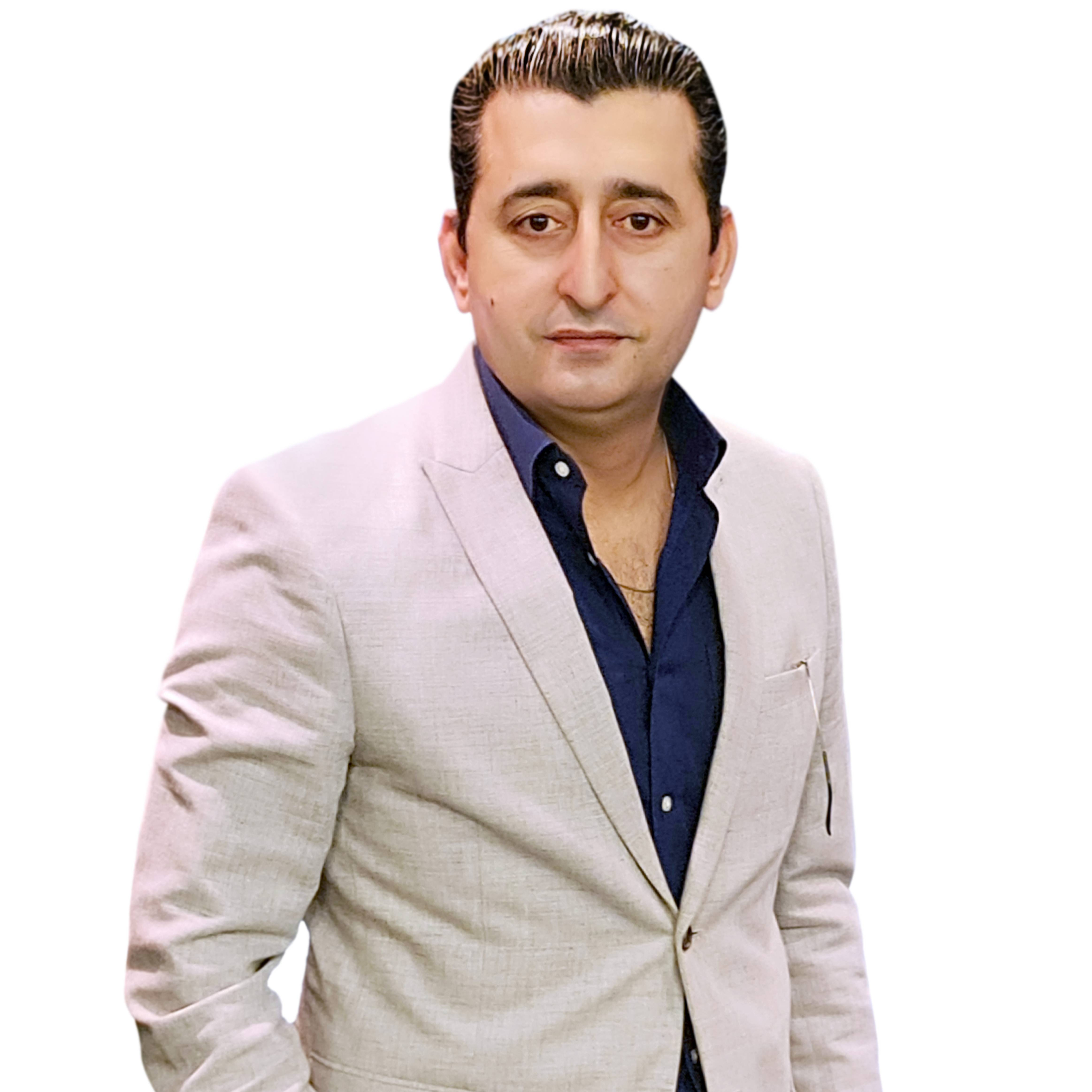 Syed G. M. Bukhari
