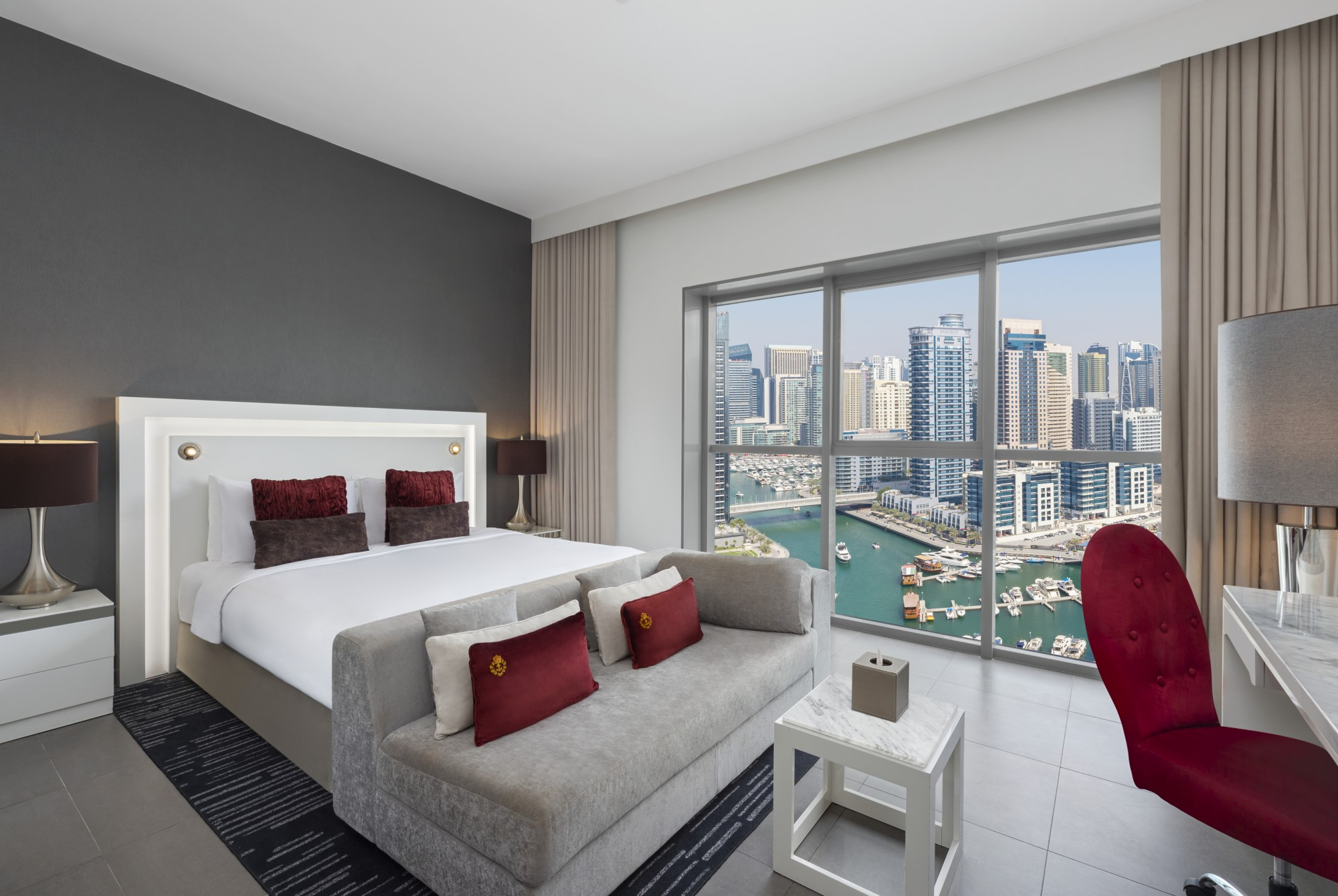 All Bills Included | Housekeeping | Hotel Living In Dubai Marina | Benefits For Stays of 30+ Days