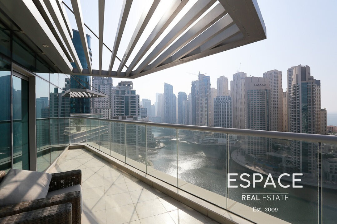 Furnished - Large Balcony - Stunning View