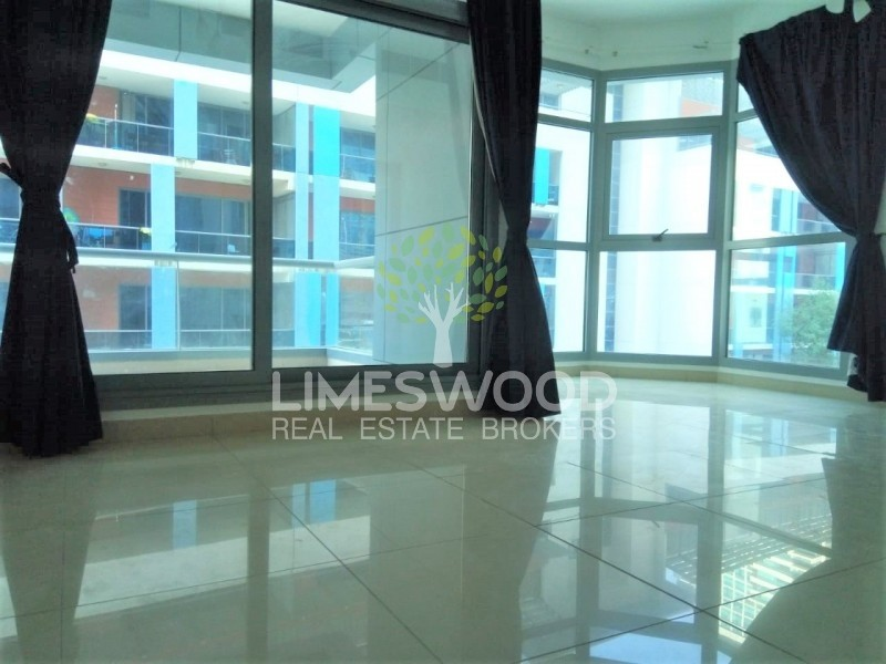 Beautifully Maintained 2BR | Balcony |Chiller Free