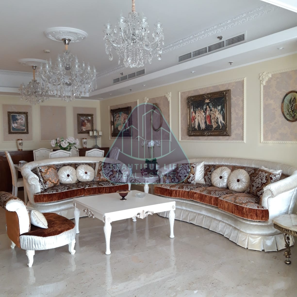 Full Sea View | Spacious 3BR | Fully Furnished | Bright Unit