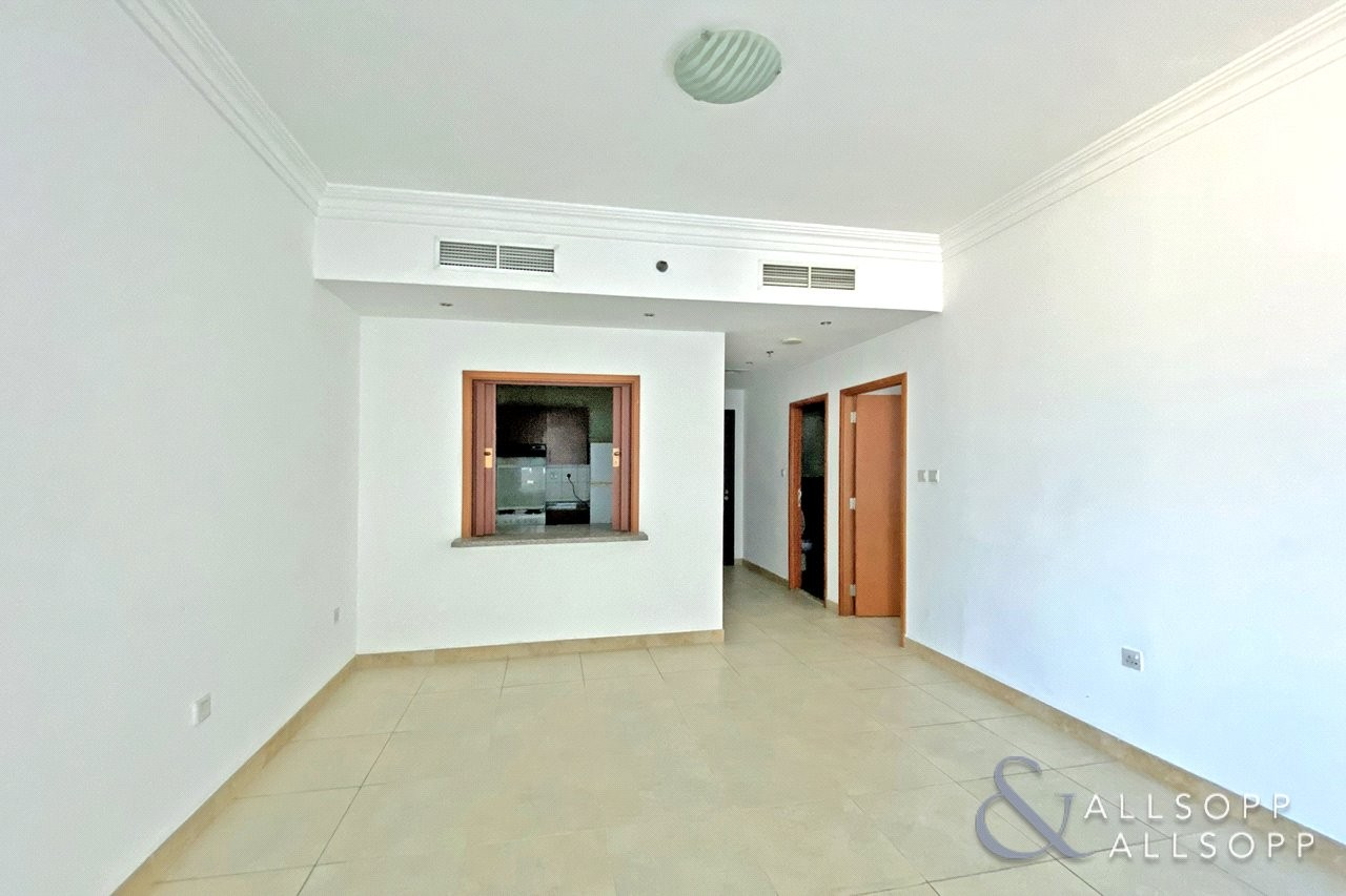 One Bed Apartment | Unfurnished | Vacant