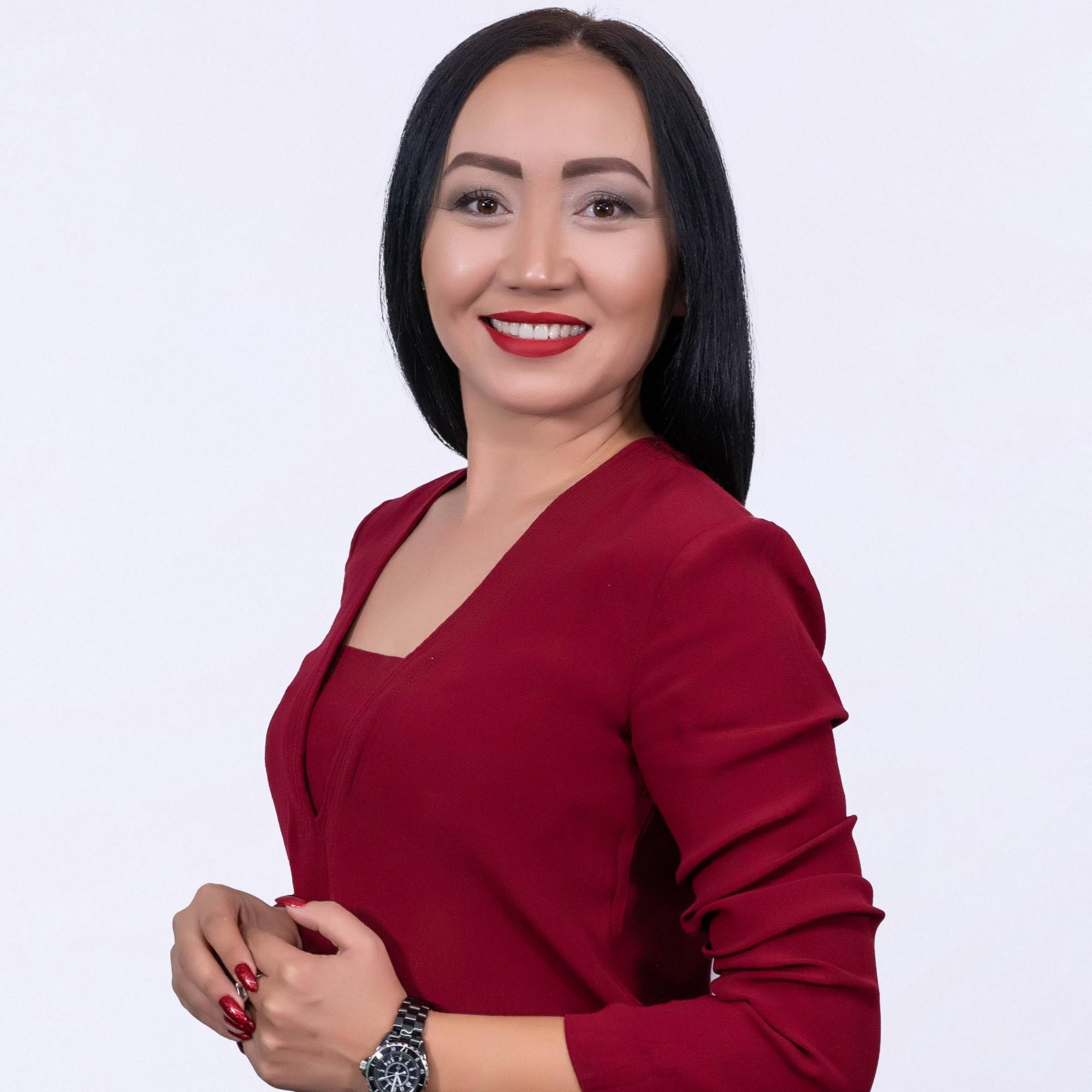 Gulnur Alkadyrova