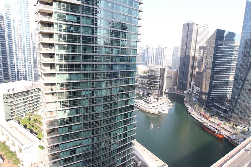 Huge 2 Beds On High Floor With Marina Views