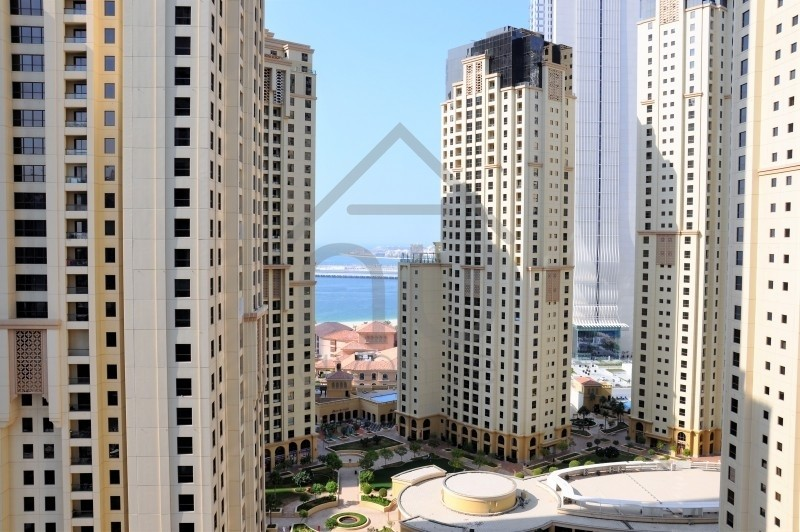 Exclusive 2 BR | Sea View | Brand New