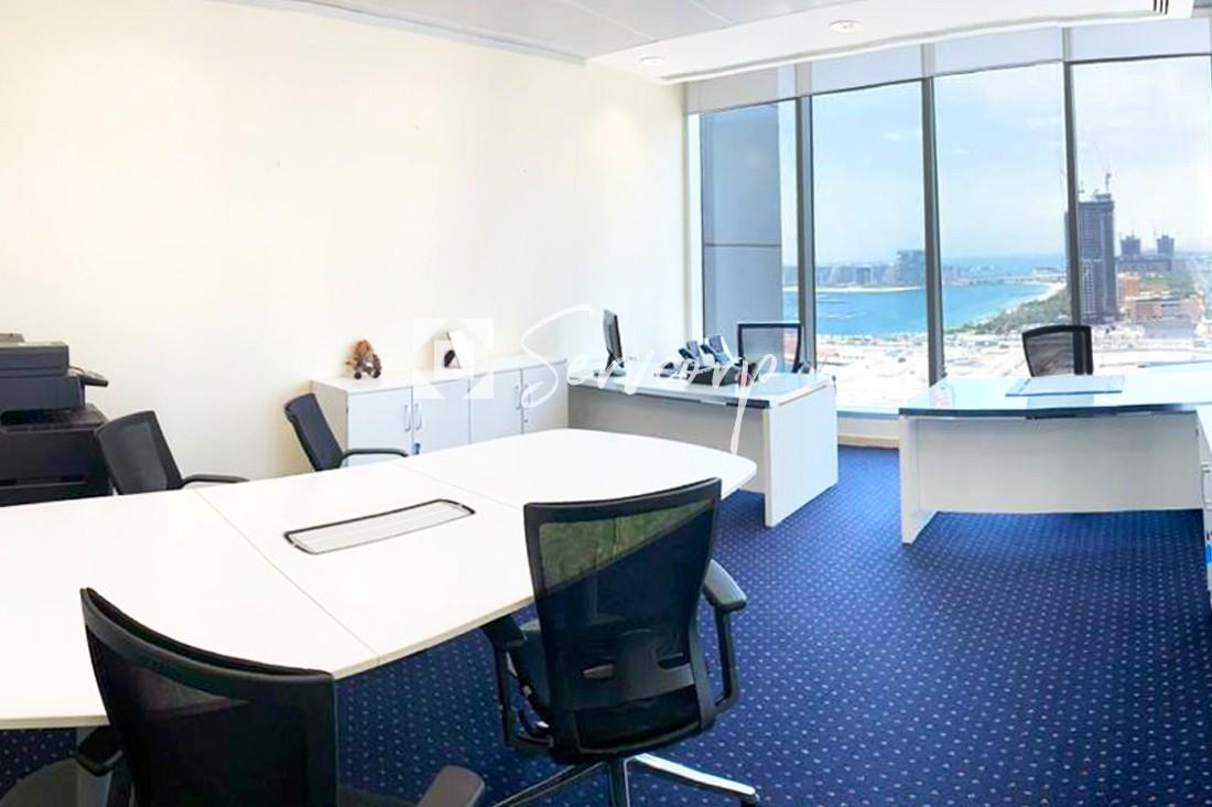 Prestigious Office Spaces in Dubai Marina