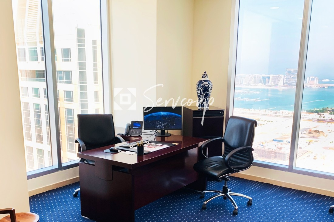 Prestigious Office Spaces in Dubai Marina