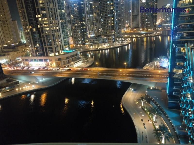 Upgraded & Renovated | Full Marina View |  Study