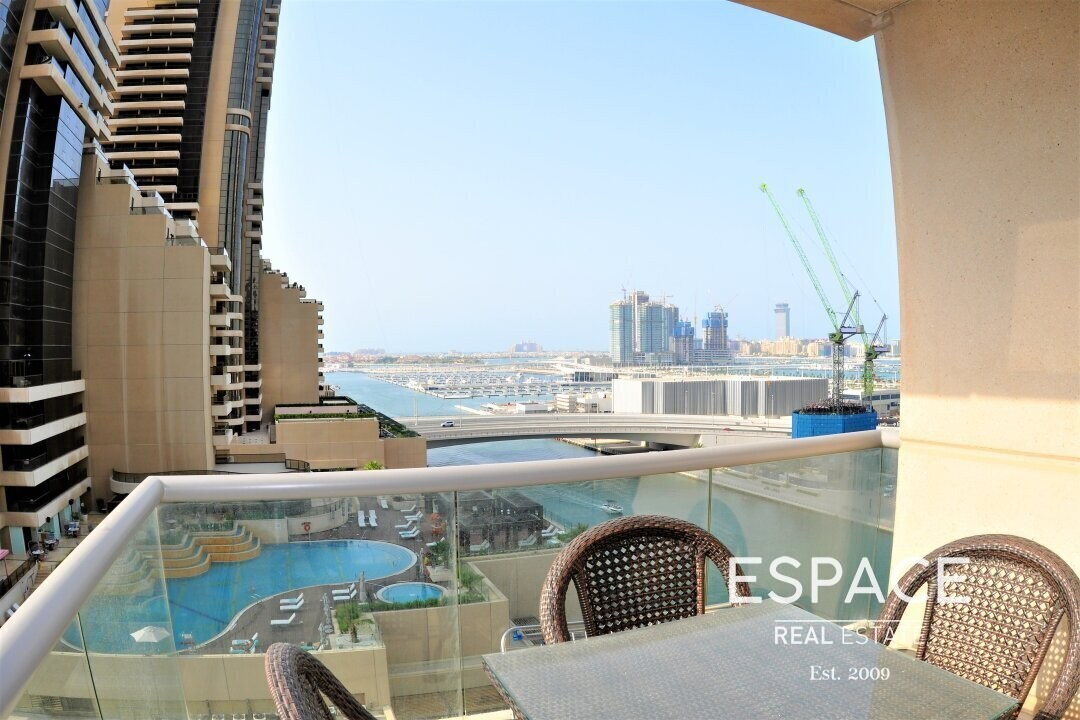 Sea View | Modern | Fully Furnished
