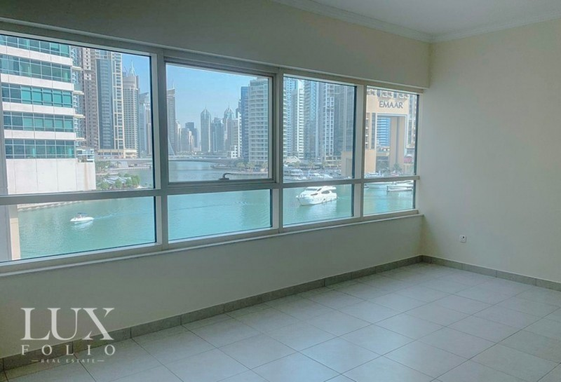 Multiple Cheques | Large 1 bed | Marina Views