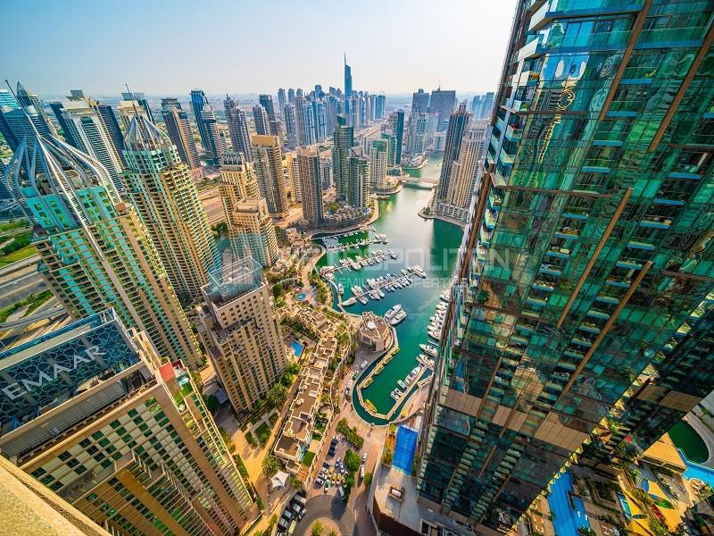 Large Layout| Bright and Spacious| Marina View