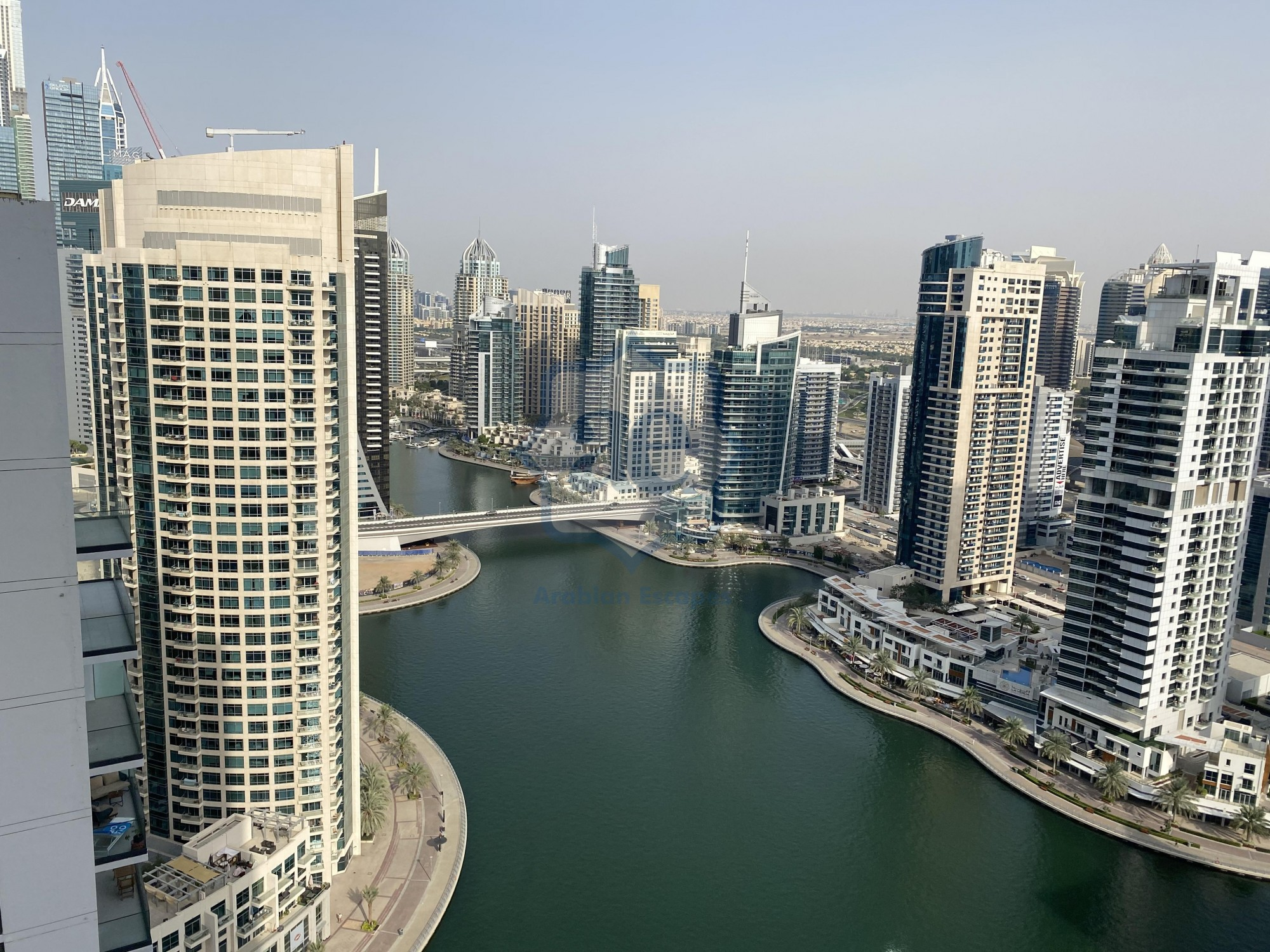 The Strategic Studio is in the Best Location in Dubai Marina , One Month Free , the Price of the Rent is Negotiable and