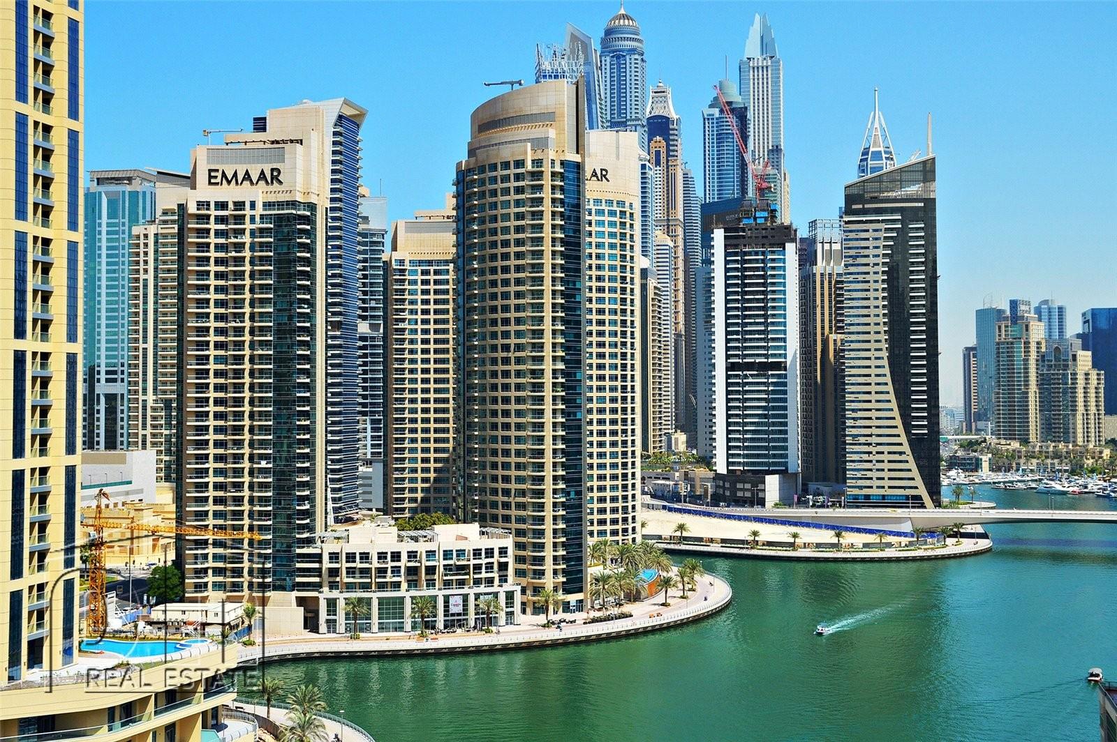 Full Marina Views | High Floor | Vacant
