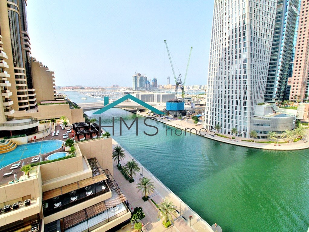 Furnished | Spacious + Bright 2 BR | Large Balcony