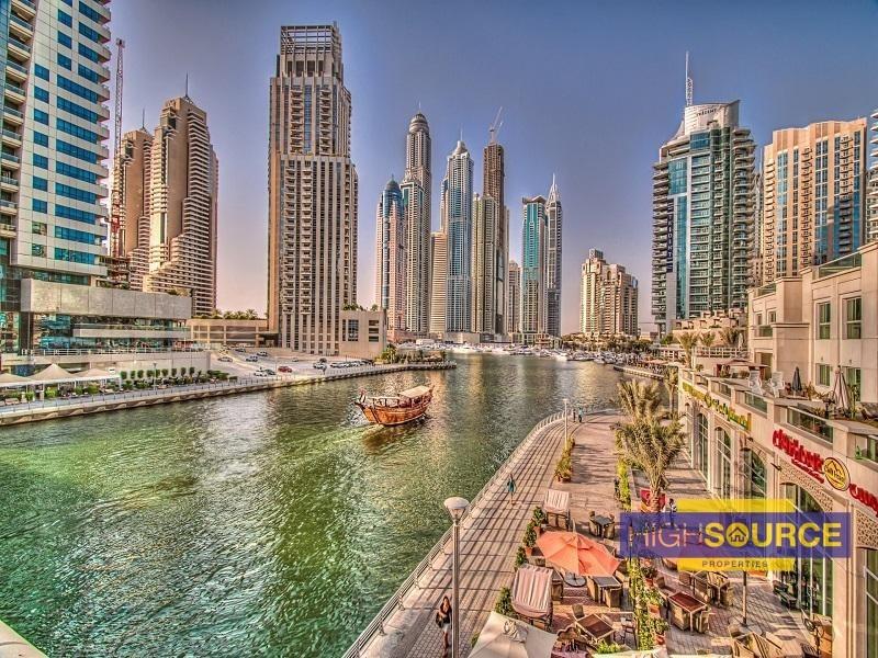 Full Residential Luxury Building for SALE in Dubai Marina